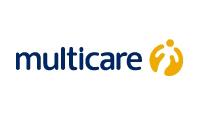 Logotipo Multicare