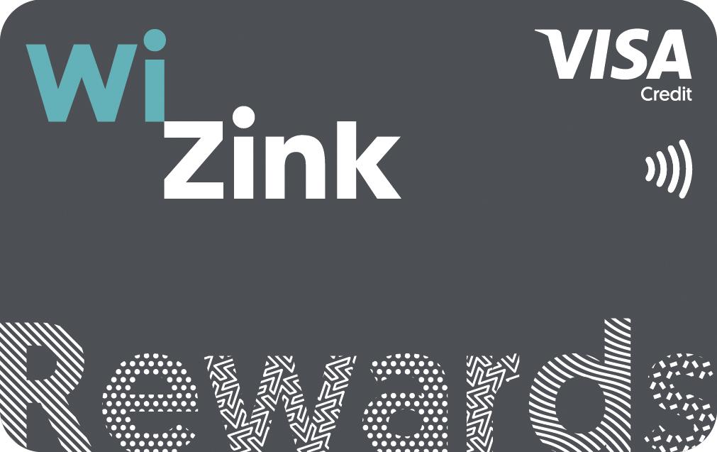 Logotipo WiZink REWARDS